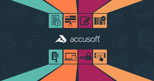 Accusoft – Multi-Solution Promotion Social Media Banner