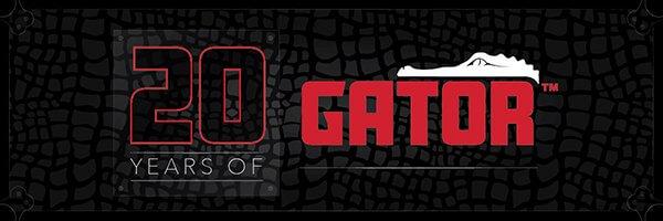 Email Banner – Gator Anniversary & Rebrand